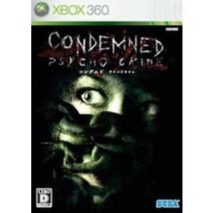 CONDEMNED PSYCHO CRIME コンデムド サイコクライム  - Xbox360
