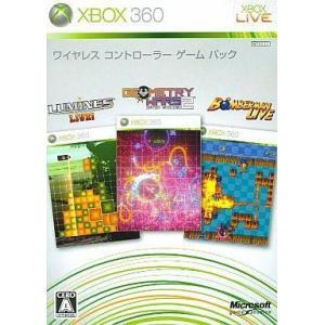 中古XBOX360ソフト ワイヤレスコントローラ ゲームパック(ソフト単品)|suruga-ya