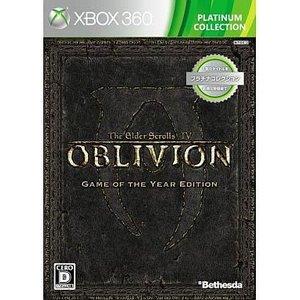 中古XBOX360ソフト The Elder Scrolls IV:オブリビオン Game of the Year Edition[プラチナ|suruga-ya