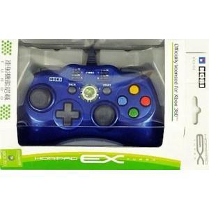 中古XBOX360ハード ホリパッドEXターボ [ブルー]|suruga-ya
