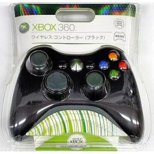 中古XBOX360ハード ワイヤレスコントローラ [ブラック]|suruga-ya