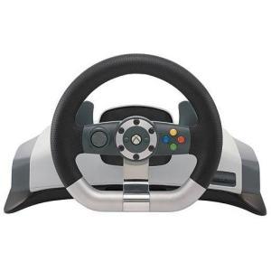 中古XBOX360ハード ワイヤレス レーシング ホイール (Xbox 360) (仕様変更版)|suruga-ya