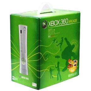 中古XBOX360ハード Xbox360 アーケード本体(メモリ内蔵型)|suruga-ya