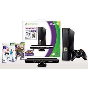 中古XBOX360ハード Xbox360本体(4GB)+Kinect バリューパック|suruga-ya