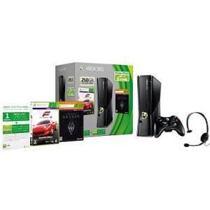 中古XBOX360ハード Xbox360本体 250GB リキッドブラック バリューセット|suruga-ya