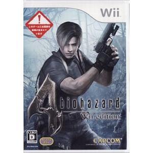 中古Wiiソフト バイオハザード4 Wii Edition...
