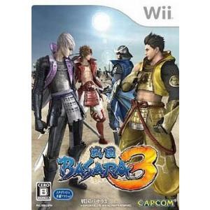 中古Wiiソフト 戦国BASARA 3