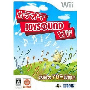 中古Wiiソフト カラオケJOYSOUND Wii(ソフト単品)(状態:パッケージ状態難)