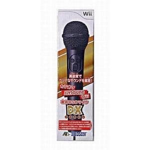 中古Wiiハード カラオケJOYSOUND Wii DX専用USBマイク