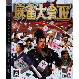 中古PS3ソフト 麻雀大会 IV