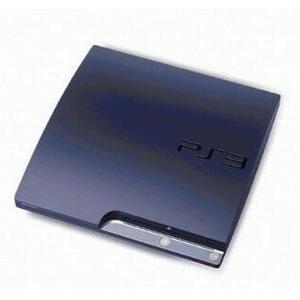 中古PS3ハード プレイステーション3本体 チャコール・ブラック [CECH-2000A] (HDD 120GB)