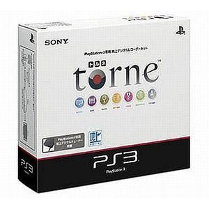 中古PS3ハード PlayStation3専用 地上デジタルレコーダーキット torne(トルネ)(...