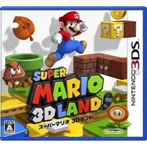 『中古即納』{3DS}スーパーマリオ 3Dランド 20111103 の商品画像