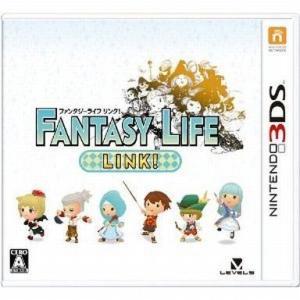 中古ニンテンドー3DSソフト ファンタジーライフ LINK!