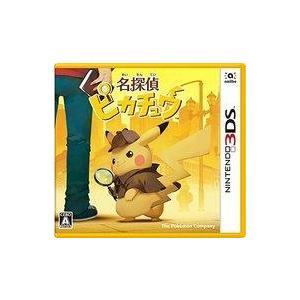 新品ニンテンドー3DSソフト 名探偵ピカチュウ|suruga-ya