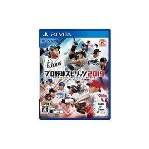 新品PSVITAソフト プロ野球スピリッツ2019
