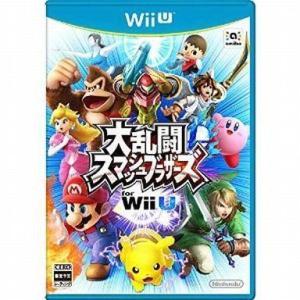 Wii U 大乱闘スマッシュブラザーズ for WiiU の商品画像