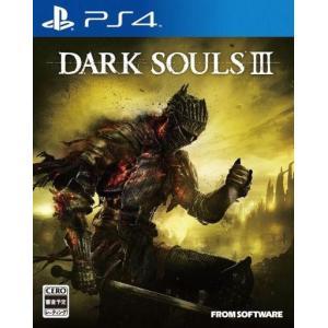 中古PS4ソフト DARK SOULS III