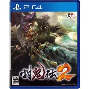 中古PS4ソフト 討鬼伝2 [通常版]