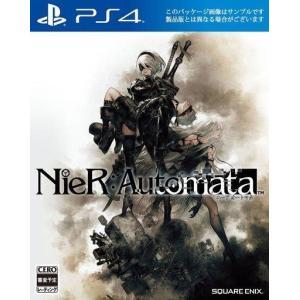 中古PS4ソフト ニーア オートマタ|suruga-ya