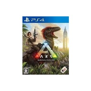 中古PS4ソフト ARK:Survival Evolved