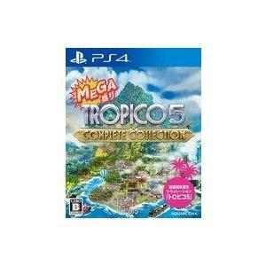 中古PS4ソフト MEGA盛り トロピコ5 コンプリートコレクション
