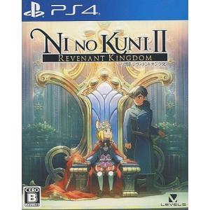 新品PS4ソフト 二ノ国II レヴァナントキングダム [通常版]|suruga-ya