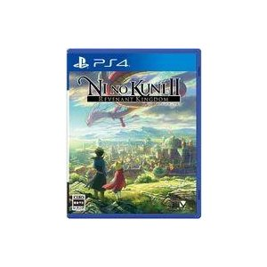中古PS4ソフト 二ノ国II レヴァナントキングダム [通常版]|suruga-ya