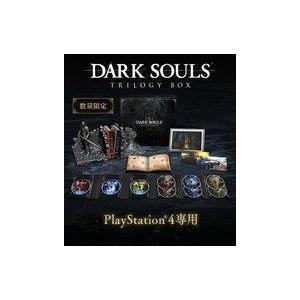 新品PS4ソフト DARK SOULS TRILOGY BOX|suruga-ya