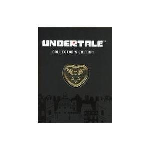 中古PS4ソフト UNDERTALE(アンダーテール) コレクターズエディション