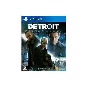 中古PS4ソフト DETROIT:Become Human [通常版]|suruga-ya