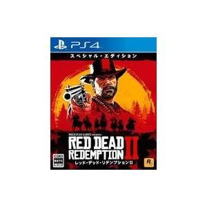 中古PS4ソフト レッド・デッド・リデンプション2 スペシャル・エディション