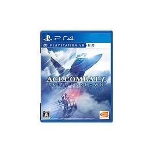 中古PS4ソフト ACE COMBAT 7: SKIES UNKNOWN