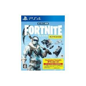 新品PS4ソフト フォートナイト ディープフリーズバンドル|suruga-ya