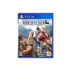 新品PS4ソフト ONE PIECE WORLD SEEKER|suruga-ya