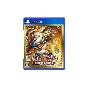 新品PS4ソフト ドラゴンボール ファイターズ デラックスエディション|suruga-ya