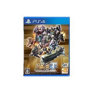 中古PS4ソフト スーパーロボット大戦T プレミアムアニメソング&サウンドエディション