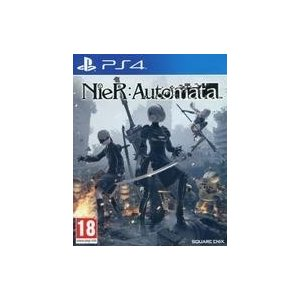 中古PS4ソフト EU版 NieR Automata(国内版本体動作可)