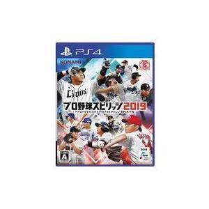新品PS4ソフト プロ野球スピリッツ2019