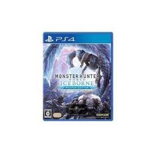 新品PS4ソフト モンスターハンターワールド:アイスボーン マスターエディション