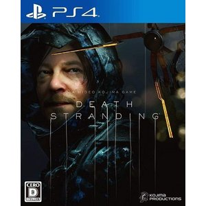 新品PS4ソフト DEATH STRANDING