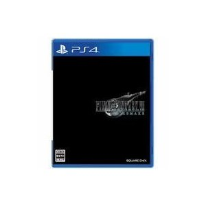 新品PS4ソフト ファイナルファンタジーVII リメイク