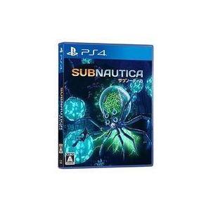 中古PS4ソフト Subnautica (サブノーティカ)