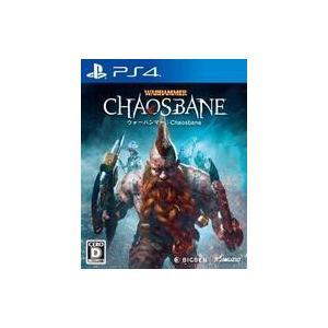 中古PS4ソフト ウォーハンマー:Chaosbane
