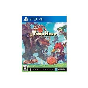 新品PS4ソフト リトルタウンヒーロー