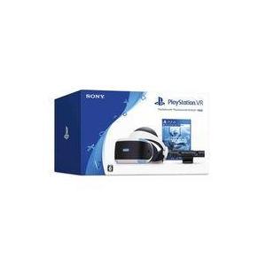 """中古PS4ハード PlayStation VR本体 """"PlayStation VR WORLDS"""" ..."""