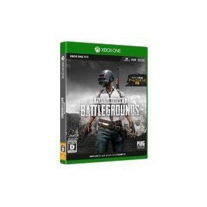 中古Xbox Oneソフト PLAYERUNKNOWN'S BATTLEGROUNDS 製品版