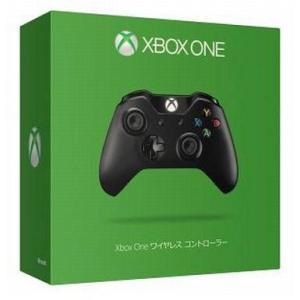 中古Xbox Oneハード ワイヤレスコントローラー ブラック
