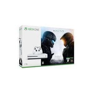 中古Xbox Oneハード Xbox OneS本体 1TB Halo Collection(状態:H...