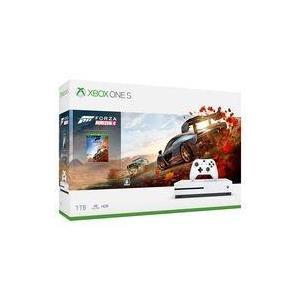 新品Xbox Oneハード XboxOne S本体 1TB(Forza Horizon 4/Forza Motorsport 7 同梱版)|suruga-ya